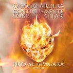 #Esboço: Preservando a chama acessa